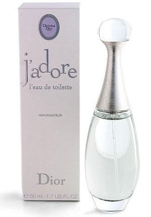J`adore Eau de Toilette Christian Dior for women
