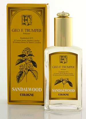Sandalwood Cologne Geo. F. Trumper for men