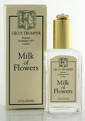 Milk of Flowers Cologne Geo. F. Trumper de barbati