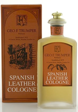 Spanish Leather Cologne Geo. F. Trumper для мужчин