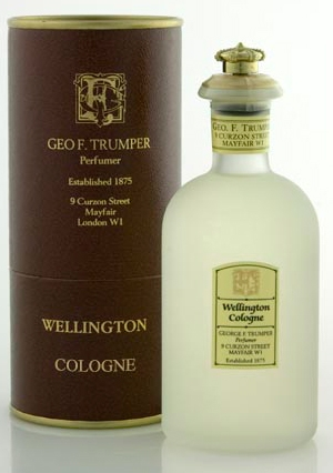 Wellington Cologne Geo. F. Trumper de barbati