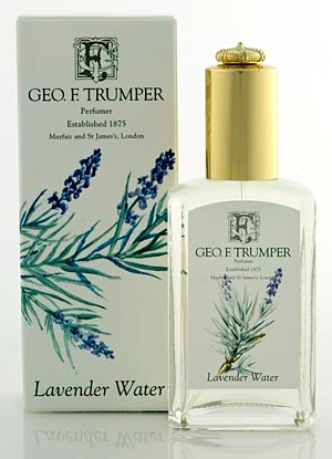 Lavender Water Geo. F. Trumper para Hombres