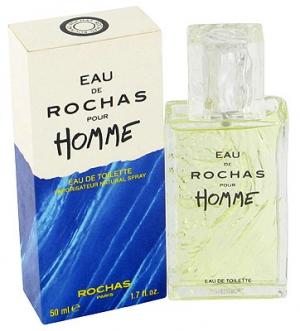 Eau de Rochas Homme Rochas dla mężczyzn