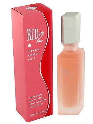 Red 2 Giorgio Beverly Hills para Mujeres