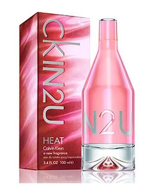 CK IN2U Heat for Her Calvin Klein para Mujeres