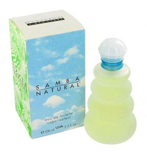 Samba Natural Perfumer`s Workshop für Frauen