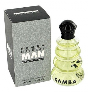 Samba Natural Man Perfumer`s Workshop de barbati