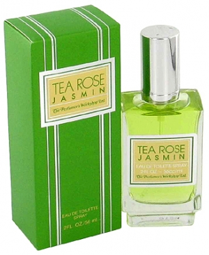 Tea Rose Jasmin Perfumer`s Workshop for women