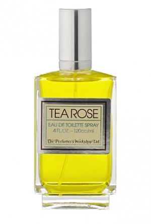 Tea Rose Perfumer`s Workshop pour femme
