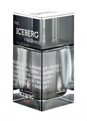 The Iceberg Fragrance for Men Iceberg Masculino