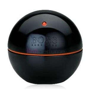 Boss In Motion Black Hugo Boss для мужчин