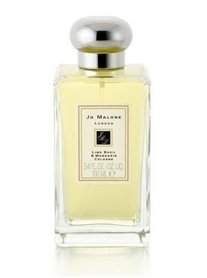 Одеколон Lime Basil & Mandarin Jo Malone London для мужчин и женщин