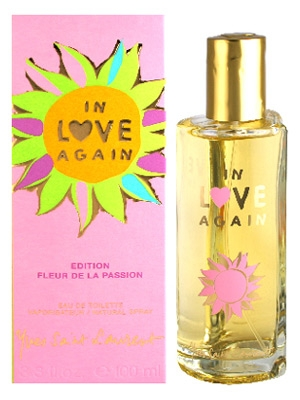 In Love Again Edition Fleur De La Passion Yves Saint Laurent pour femme