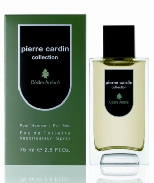 Pierre Cardin Collection Cedre-Ambre Pierre Cardin для мужчин