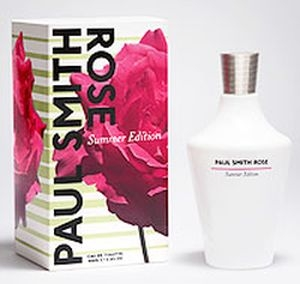 Rose Summer Edition Paul Smith pour femme