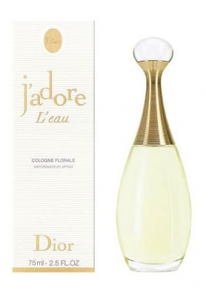 J`adore L`eau Cologne Florale Christian Dior for women