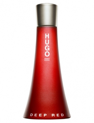 Deep Red Hugo Boss de dama