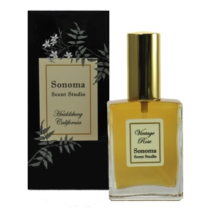 Vintage Rose Sonoma Scent Studio de dama