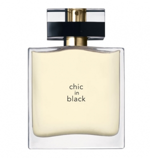 Chic in Black Avon de dama