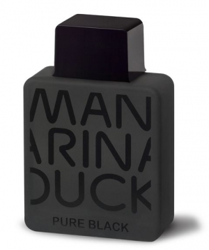Pure Black Mandarina Duck для мужчин