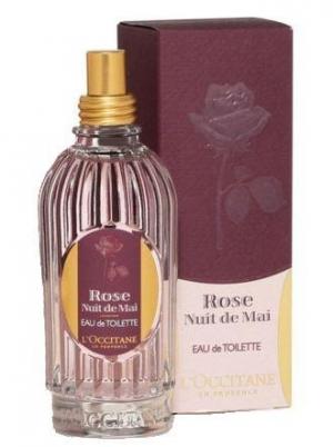 Rose Nuit de Mai L`Occitane en Provence de dama