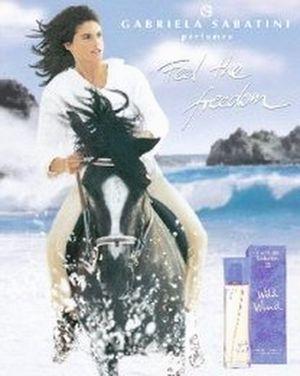 Wild Wind Gabriela Sabatini для женщин