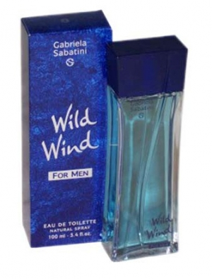 Wild Wind for Men Gabriela Sabatini для мужчин