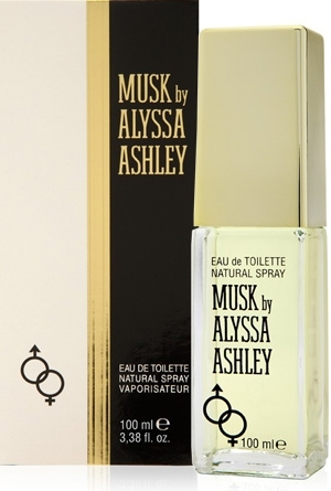Musk Alyssa Ashley unisex