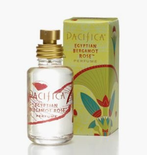 Egyptian Bergamot Rose Pacifica para Mujeres