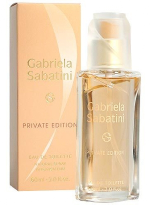 Private Edition Gabriela Sabatini para Mujeres