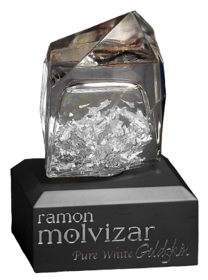 Pure White Goldskin Ramon Molvizar unisex