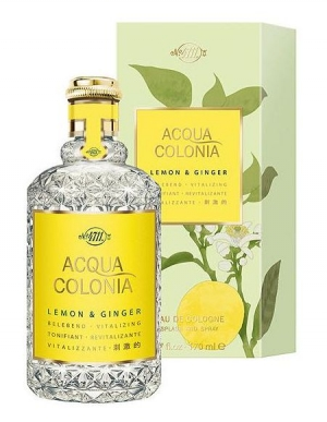 4711 Acqua Colonia Lemon & Ginger Maurer & Wirtz unisex