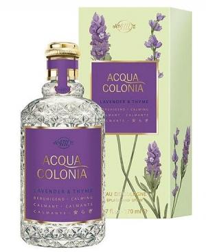 4711 Acqua Colonia Lavender & Thyme Maurer & Wirtz für Frauen und Männer