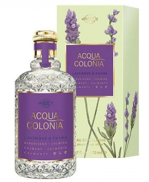 4711 Acqua Colonia Lavender & Thyme Maurer & Wirtz para Hombres y Mujeres