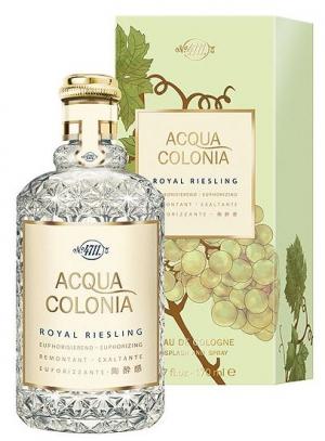 4711 Aqua Colognia Royal Riesling Maurer & Wirtz для мужчин и женщин