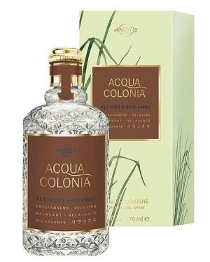 4711 Aqua Colognia Vetyver & Bergamot Maurer & Wirtz для мужчин и женщин