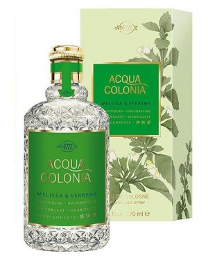 4711 Aqua Colognia Melissa & Verbena Maurer & Wirtz для мужчин и женщин