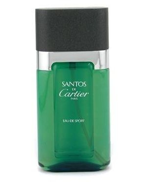 Santos Eau de Sport Cartier for men