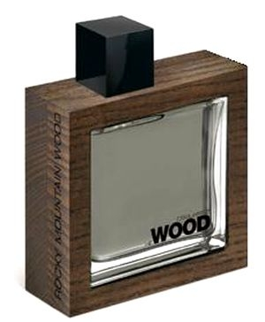 He Wood Rocky Mountain Wood DSQUARED² pour homme