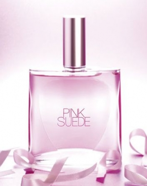 Pink Suede Avon for women