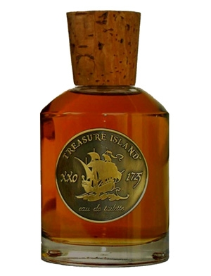 Treasure Island Legendary Fragrances для мужчин