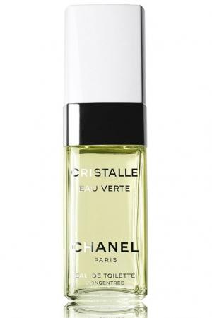 Cristalle Eau Verte Chanel לנשים