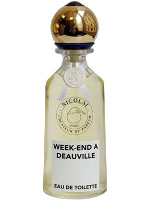Week End a Deauville Nicolai Parfumeur Createur de dama