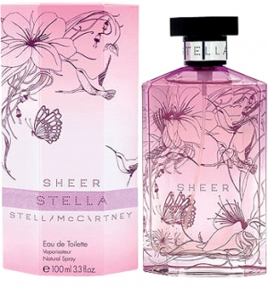 Sheer Stella 2006 Stella McCartney Feminino