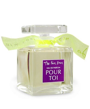 Parfum Pour Toi Pink Room for women