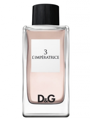 D&G Anthology L`Imperatrice 3 Dolce&Gabbana de dama