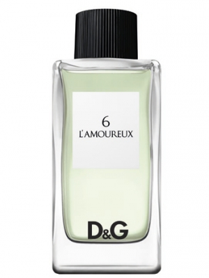D&G Anthology L`Amoureux 6 Dolce&Gabbana для чоловіків