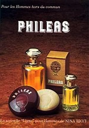 Phileas Nina Ricci for men