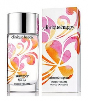 Clinique Happy Summer Spray Clinique للنساء