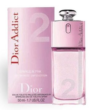 Dior Addict 2 Sparkle in Pink Christian Dior для женщин